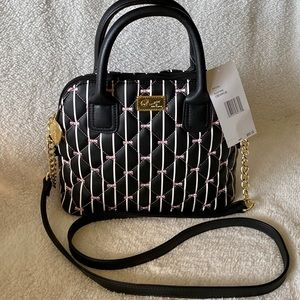 🎀NWT! Luv Betsey Bow & Stripe Darcy🎀
